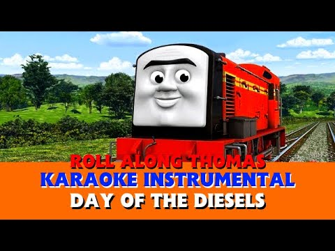 Roll Along - 'Day Of The Diesels' Instrumental - 'Thomas & Friends: Day Of The Diesels - The Movie'