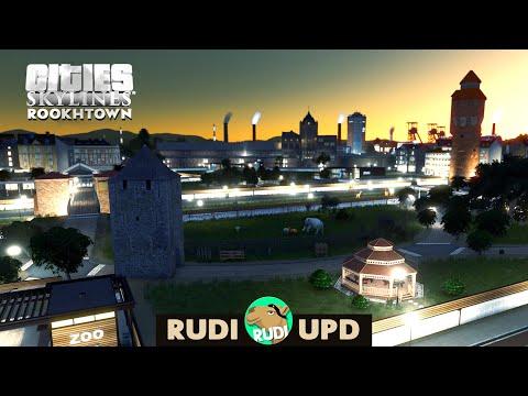 Cities Skylines Update - Status Quo of Rookburgh & Campus DLC |