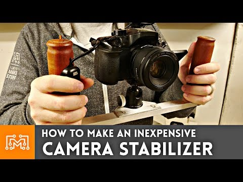 How to Make an Inexpensive Camera Stabilizer Grip