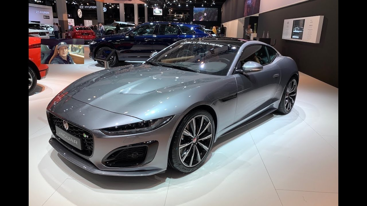 jaguar f type coupe r dynamic all new model 2020