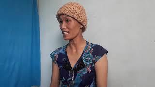 Chị Lan đem cho hai con nhỏ đã về lại Đồng Nai, người mẹ ruột và em trai bệnh lại bỏ nhà đi