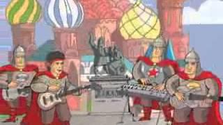 Клип после которого Газманов изчез из теле и радио эфиров
