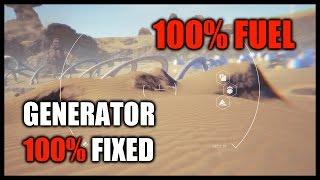 BREACHED 100% FUEL GENERATOR FIX Repaired Walkthrough Gameplay [1080p]
