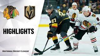 nhl-highlights-blackhawks-golden-knights-11-13-19