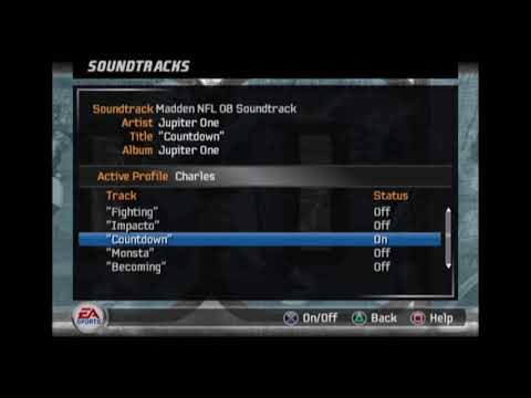 Jupiter One - Countdown (Madden NFL 08 Edition)