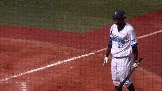 モーガン (MLB/ブリュワーズ⇒横浜DeNA) 183cm84kg 左左 32歳.