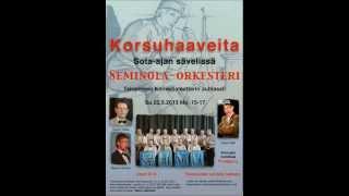 Seminola-orkesterin konsertti 22.9.2013