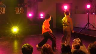 MAYAKA & ダーリン.saeko HOT PANTS vol.42 DANCESHOWCASE