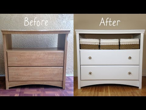 How to Restore Plywood Furniture DIY