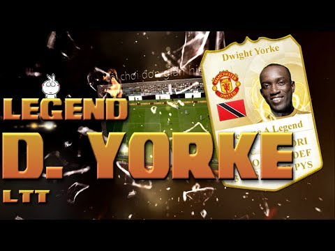 Kênh LTT | Review Dwight Yorke Manchester United Legend - FIFA Online 3 Việt Nam