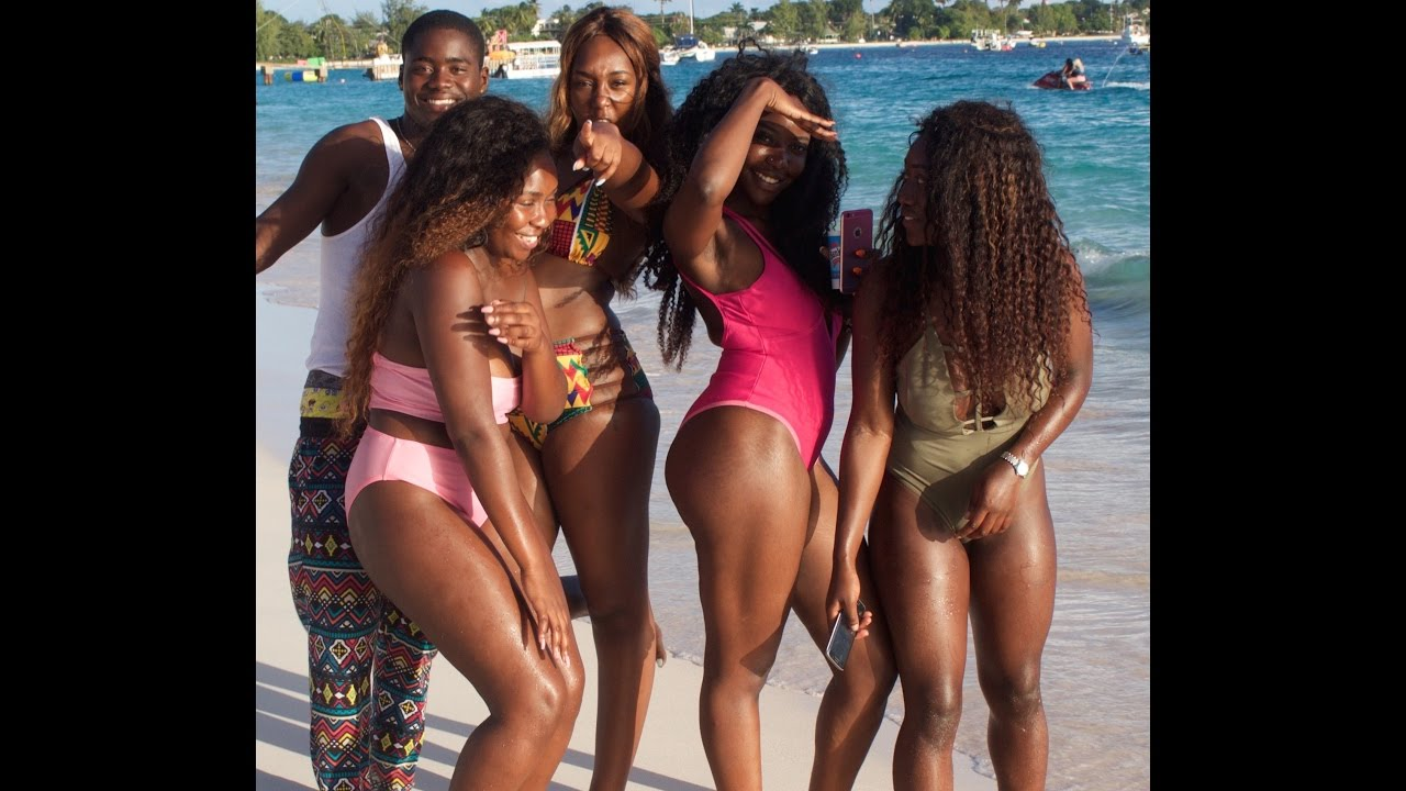barbados girls