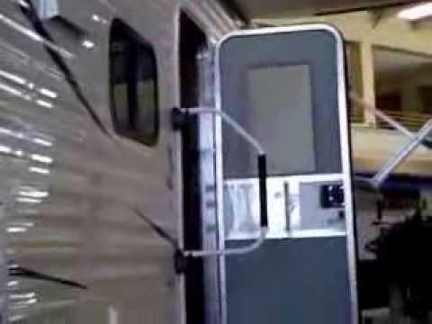 2013 Hornet Hideout 29BHS bunk house travel trailer at Bullyan RV in Duluth, MN