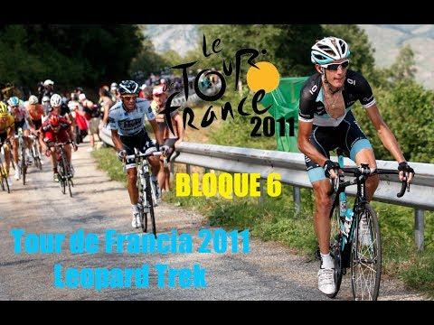 BLOQUE 6 | Tour de Francia 2011 | Leopard Trek | Pro Cycling Manager 2016