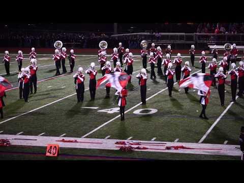 Rutgers Marchig Band - Back in Black 2017