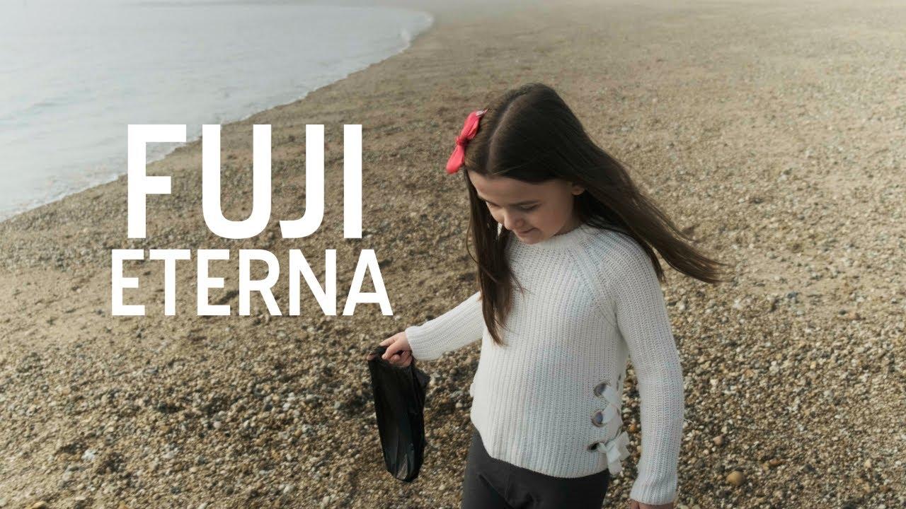 The Beach - Flog to Eterna lut - Fuji Xt3 4k