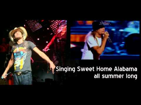 KID ROCK - HD All Summer Long with Lyrics