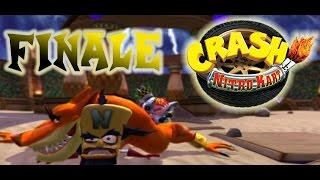 Crash Nitro Kart (101% All Platinum) FINALE