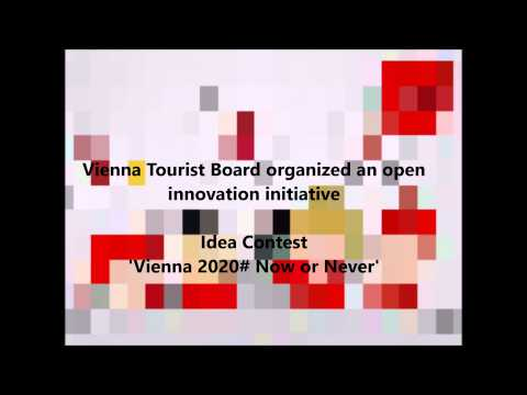 Wirtschaftskammerpreis Wien 2015 - Open Innovation Platforms in Tourism