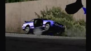 LA Rush Epic Crash Compilation!!!