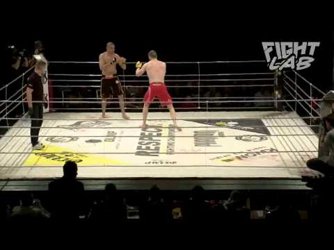 Stephan Puetz vs Alexander Neufang  MMA Titel Fight