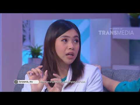 BROWNIS - Kanker Serviks ? Ruben, Igun & Wendy Konsultasi Dengan dr.Fenita (8/6/18) Part 2