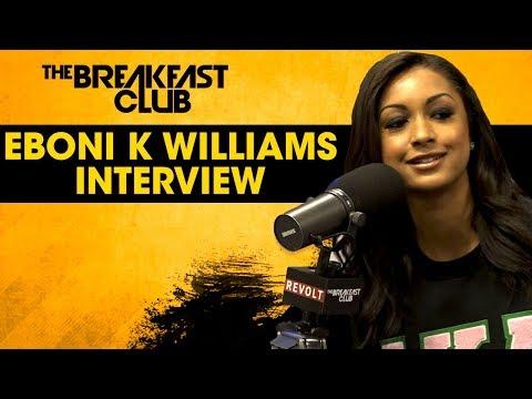 Eboni K. Williams Discusses Stephon Clark Injustice, Judicial Discretion + More