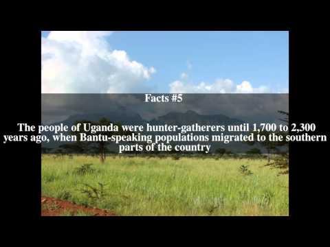 Uganda Top # 8 Facts