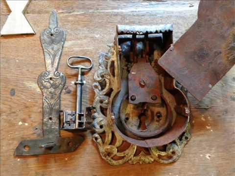 Antique furniture restoration workshop in Prague, Czech Republic