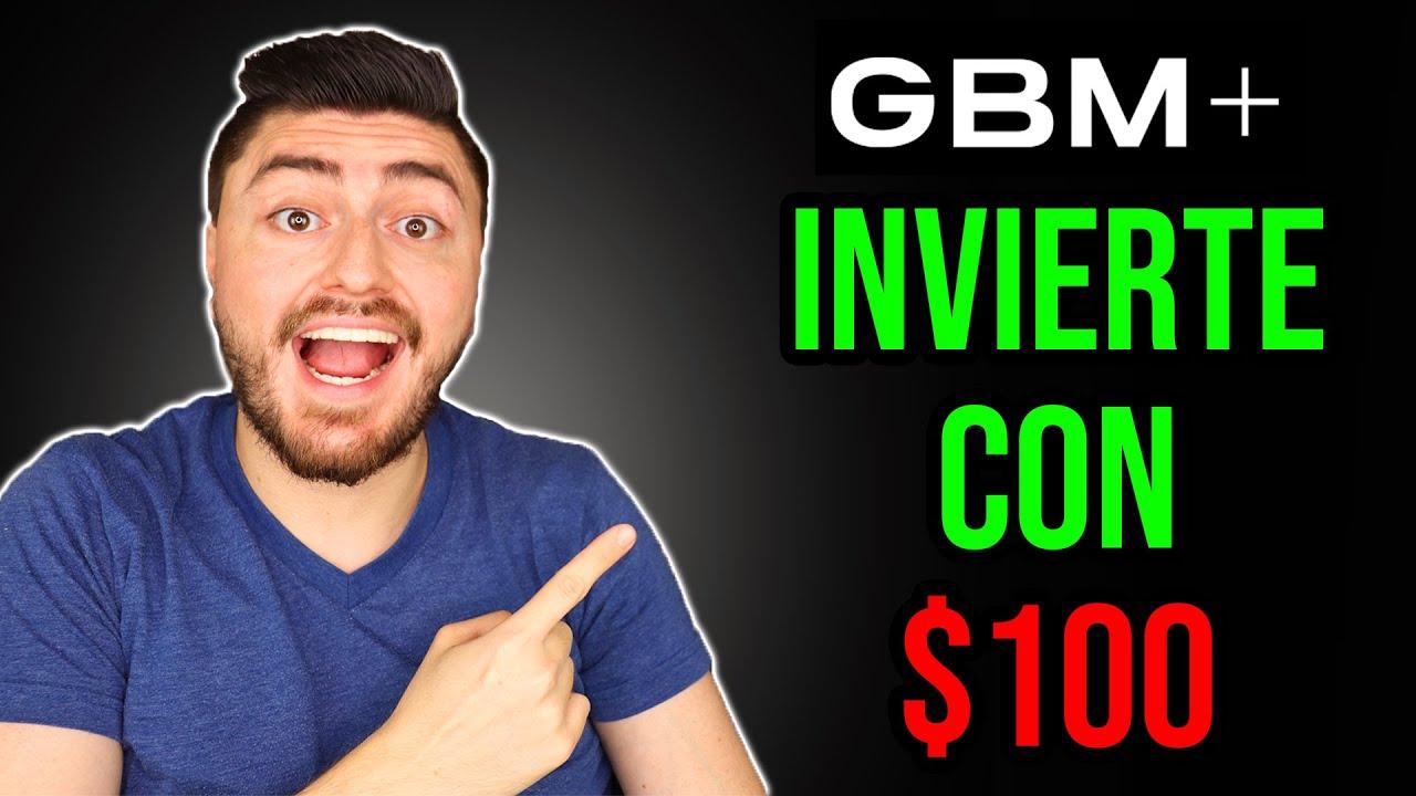 Download GBM+: Invertir con $100 pesos en México Tutorial Paso a Paso 2021