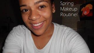 My Spring Makeup Routine ♡ Thumbnail