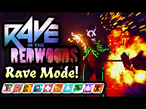 rave in the redwoods guide