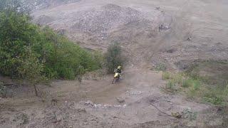 Dirt Biking: Crazy Hill Climb And Jumps