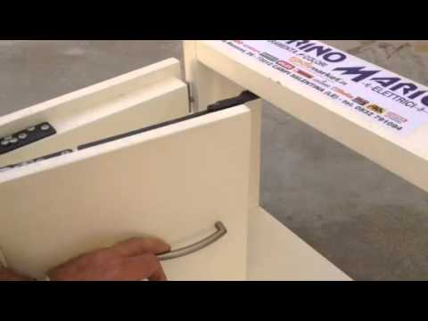 Kit porte libro terno 1172 1176 youtube - Kit per porta a libro ...