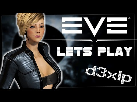 Let's Play Eve Online Gameplay German Deutsch #105 - Lets Scan and Hack Part 3