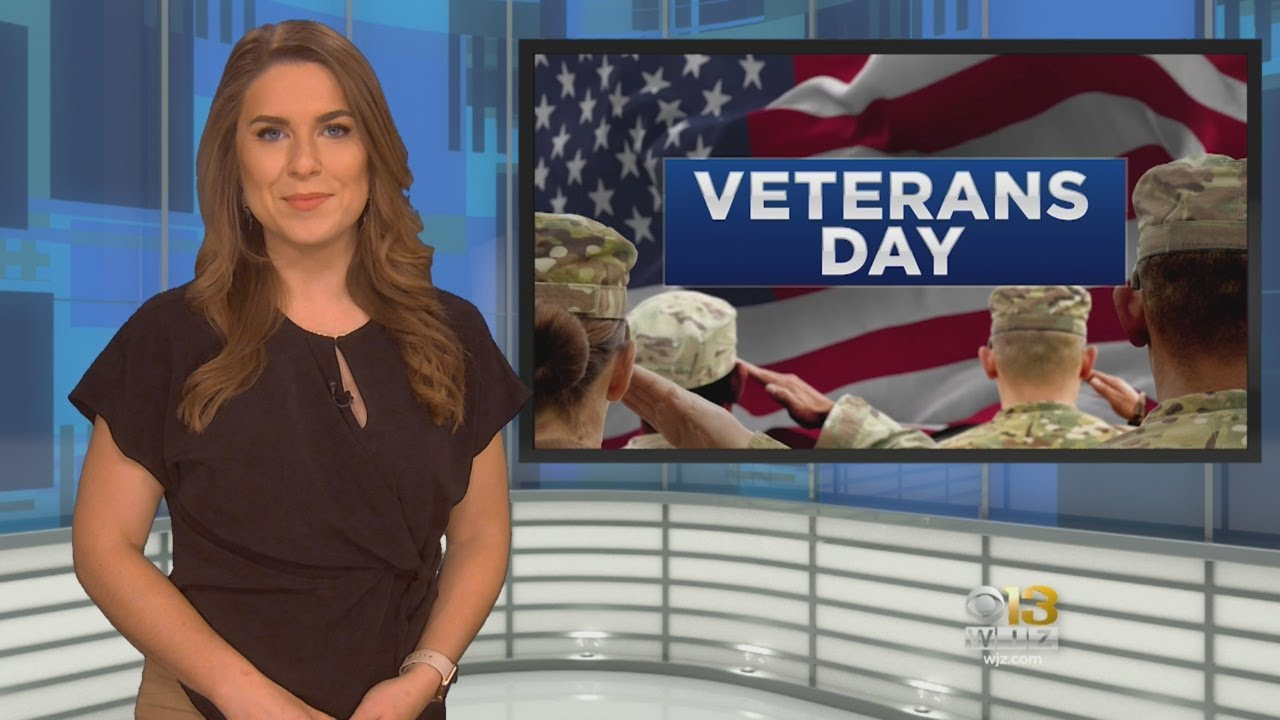 Veterans Day deals in the Baltimore area