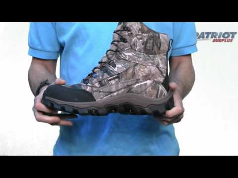 Rocky Lynx Realtree AP Waterproof Insulated Hunting Boot