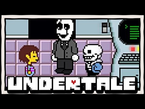 "GASTER RETURNS! ""Don't Forget"" [Undertale Fan-Made Sequel] Gameplay"
