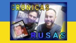 Crónicas Rusas | locodealgar y el REPLICANTE | parodia humor sobre Rusia | español