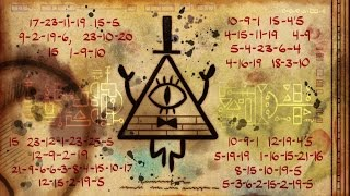 Gravity Falls: Season 2 Episode 18 Weirdmageddon Part 1: Secrets and Codes!