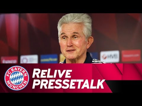 FC Bayern Manager's Preview w/ Jupp Heynckes | Bayer 04 Leve
