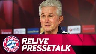 FC Bayern Manager's Preview w/ Jupp Heynckes | Bayer 04 Leverkusen - FCB
