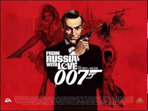 007 From Russia with Love OST - Main Menu theme