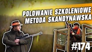 Darz Bór odc. 174 - Polowanie szkoleniowe metodą skandynawską