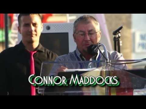 Trans Equality Activist Connor Maddocks