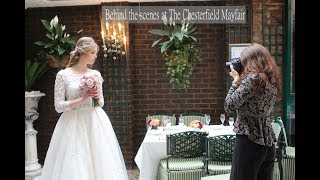 Behind the scenes at chesterfield hotel
