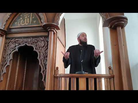 Profesor Hafiz Esad Mahmutovic-Iskoristi Zivot Prike Smrti