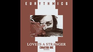 Скачать Eurythmics Love Is A Stranger Crome RMX