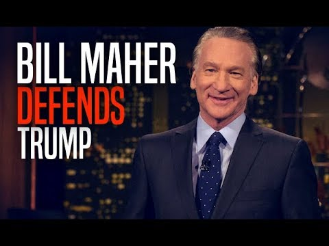 Bill Maher Called Out by His Panel After Defending Donald Trump
