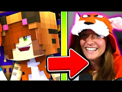Minecraft Daycare - REAL LIFE TINA !? (Minecraft Roleplay)