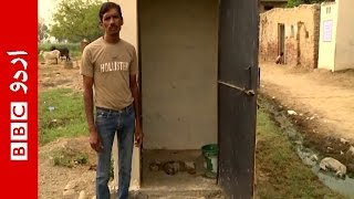 Why are people in India not using toilets ?